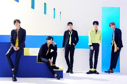 DAY6  2ndベストアルバム『THE BEST DAY2』最新ビジュアル&ソウル公演映像を公開