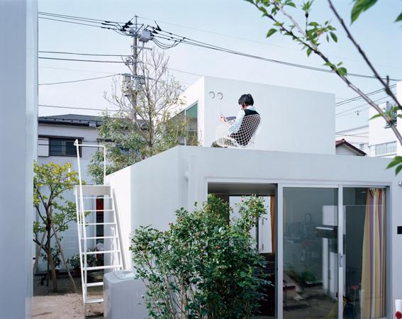 西沢立衛 森山邸(2005) Ⓒ ホンマタカシ