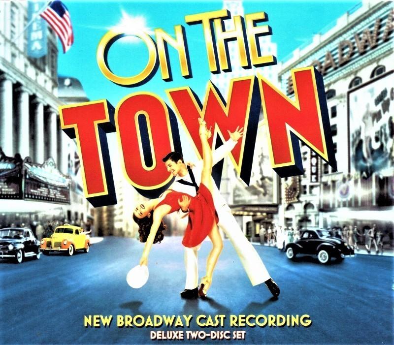 『オン・ザ・タウン』、2014年リバイバル版オリジナル・キャストCD(2枚組/輸入盤)