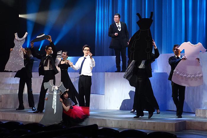 海宝直人 Ver.ミュージカル『イヴ・サンローラン』舞台写真 写真:岩田えり