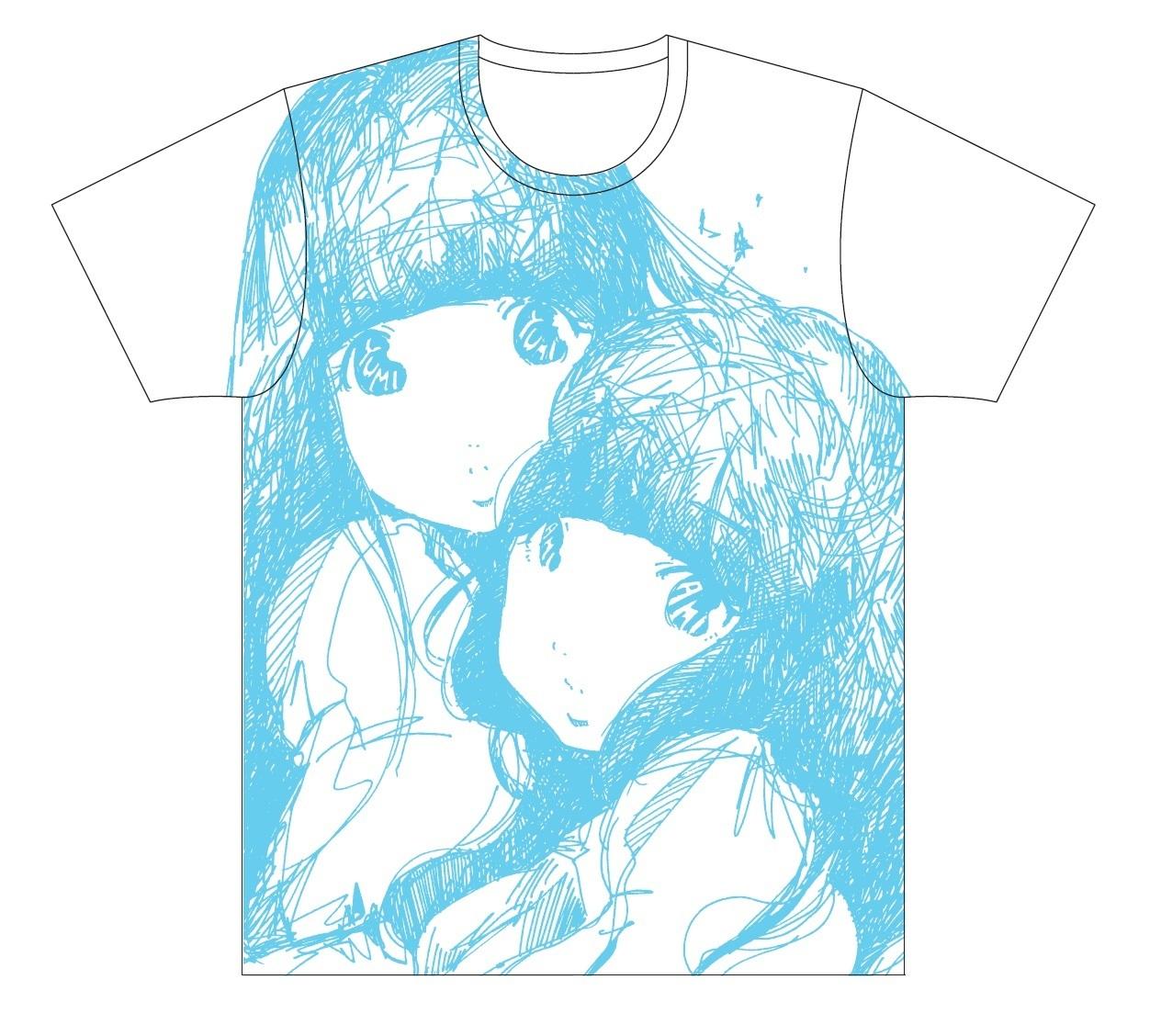 PUFFY × 愛☆まどんなオリジナルTシャツ