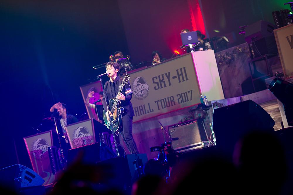 SKY-HI『SKY-HI HALL TOUR 2017~WELIVE~』