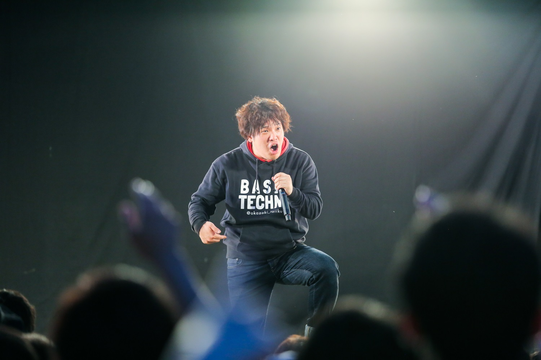 ヤングライオン祭り'16 / 岡崎体育 写真=河上良/森好弘