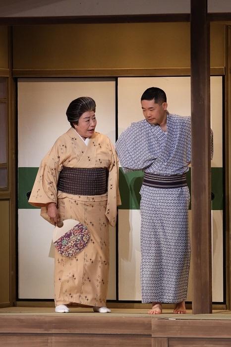 (左から)三林京子、今野浩喜