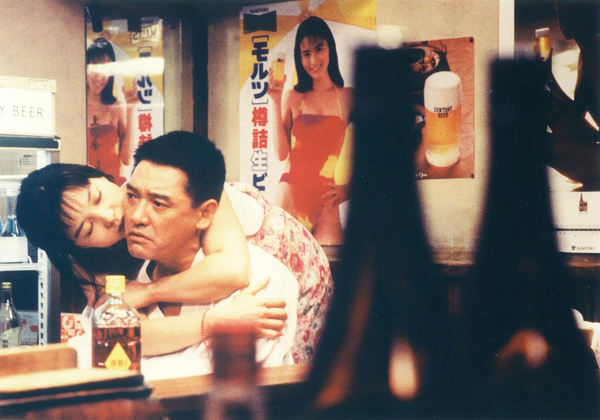 『居酒屋ゆうれい』 (C)1994 電通アドギア/テレビ朝日/東北新社/キティ・フィルム