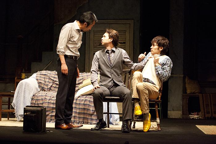 新神戸オリエンタル劇場『オーファンズ』