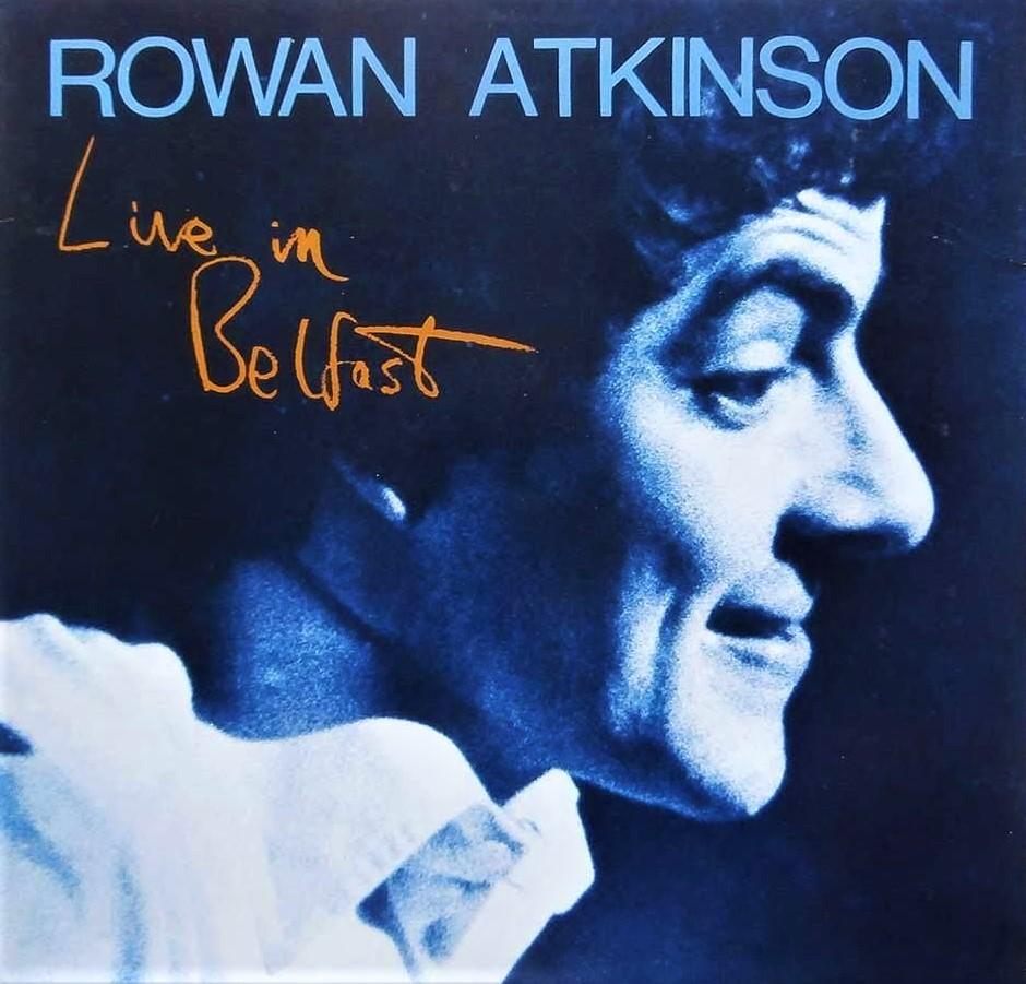 1980年に北アイルランドはベルファストで開催された、アトキンソンのコントと歌で綴るショウを収録したLP