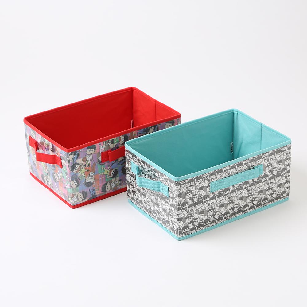 収納ボックス(2種)