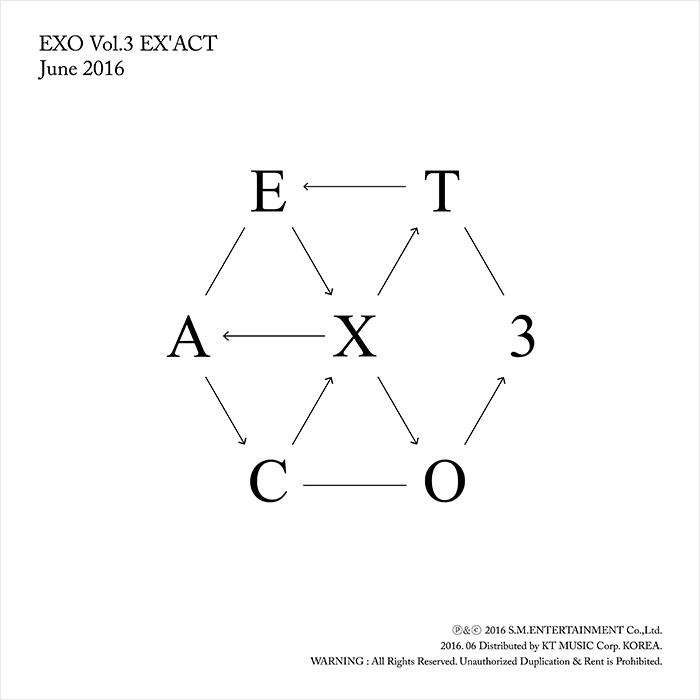EXO『EX'ACT』