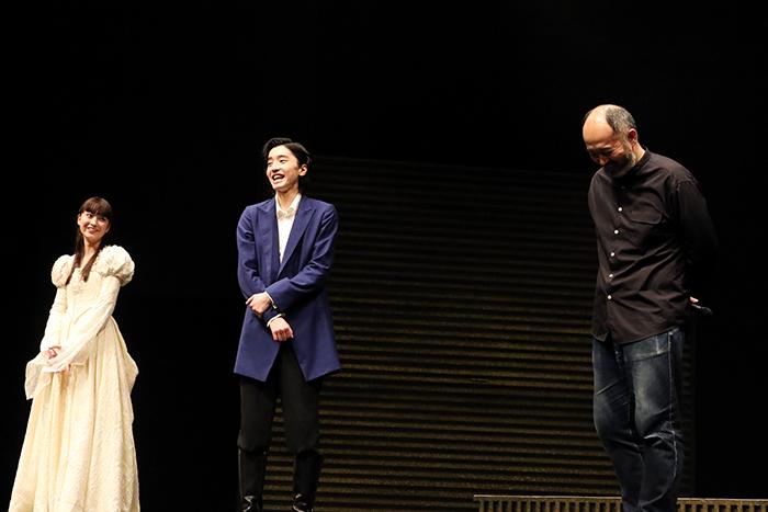 『Romeo and juliet-ロミオとジュリエット-』取材会より