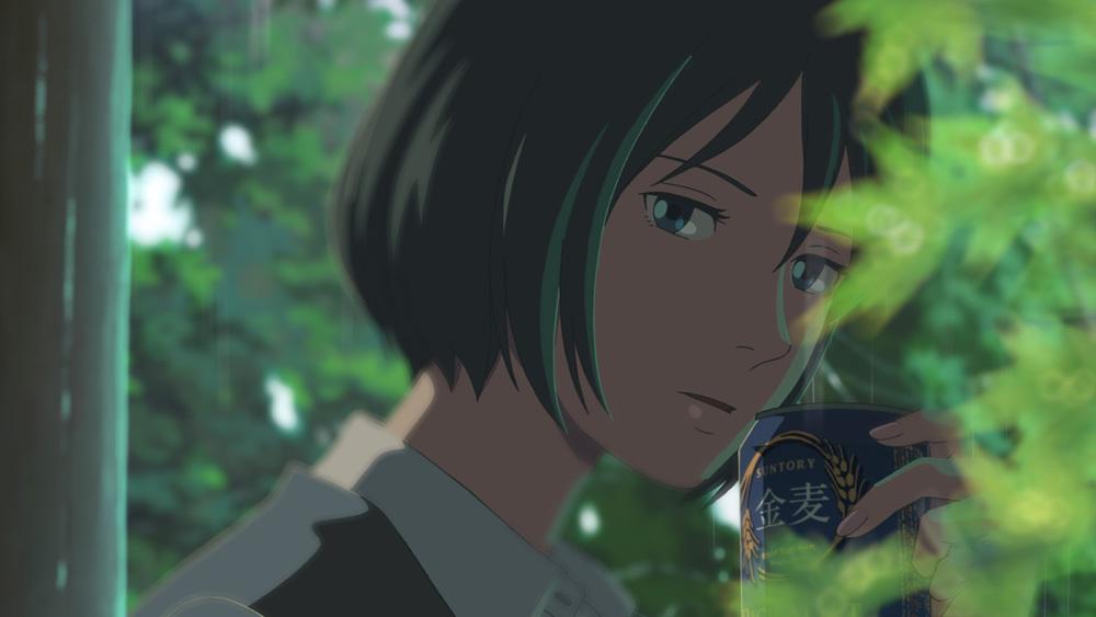 『言の葉の庭』 (C) Makoto Shinkai / CoMix Wave Films