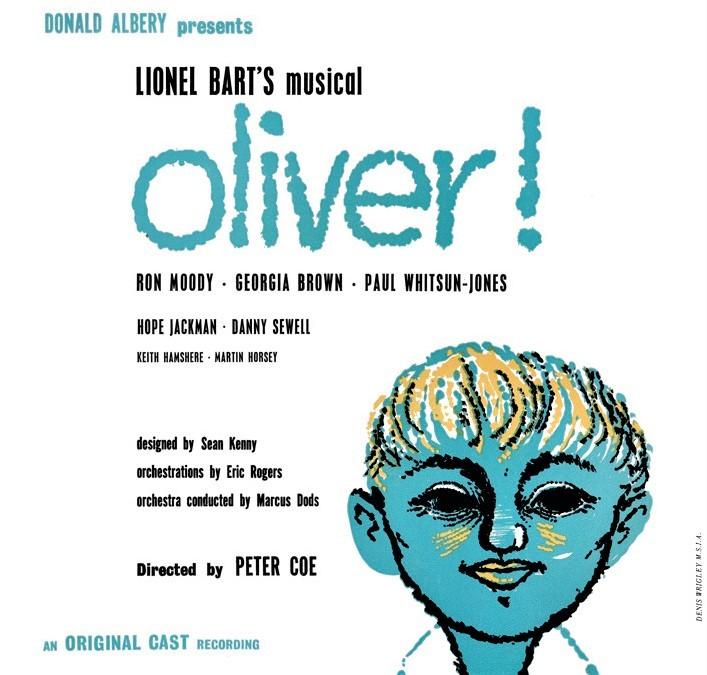 『オリバー!』ウエストエンド初演(1960年)のオリジナル・キャストCD(輸入盤)
