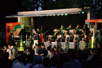 国内最大級のジャズフェスティバル『東京JAZZ』のフリーエリア「the PLAZA」に7カ国の気鋭アーティスト