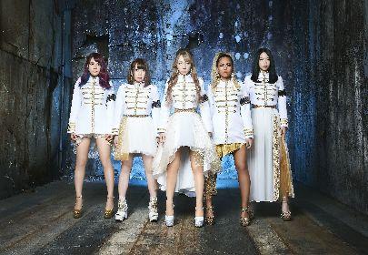 LOVEBITES、3rdアルバムからのシングルカット作品「ゴールデン・デスティネイション」をリリース&MVを公開