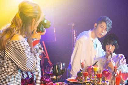 DAOKO × MIYAVI 映画『Diner ダイナー』主題歌「千客万来」、蜷川実花×箭内道彦によるMV公開
