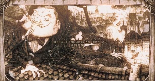 「屋根裏のベイシー」ミュージックビデオのワンシーン。