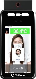 イベントに特化した完全非接触「顔認証×サーモグラフィー」でワンストップ入場システムの導入開始