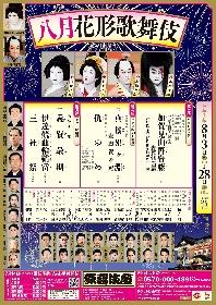 市川猿之助、歌舞伎座『八月花形歌舞伎』第一部に8/20より出演