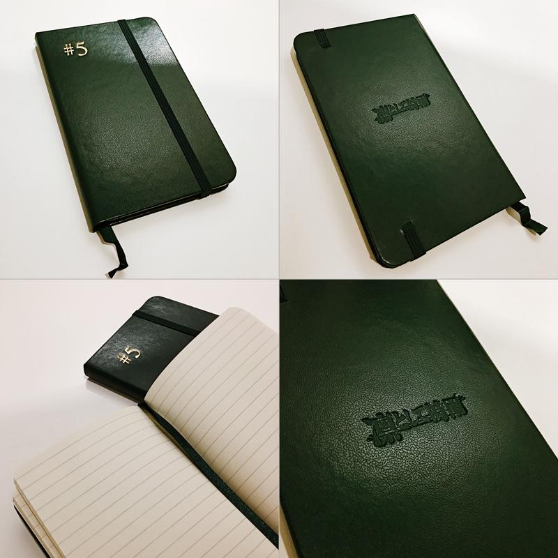 #5 Mini Notebook