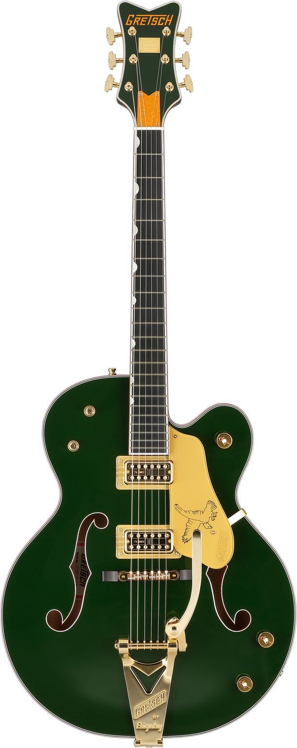 「G6136T-KF FSR Kenny Falcon」ギター表面