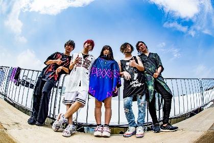 """""""酸欠少女""""さユり×MY FIRST STORY、『ROCK IN JAPAN FES 2018』のステージでコラボシングルを初披露"""