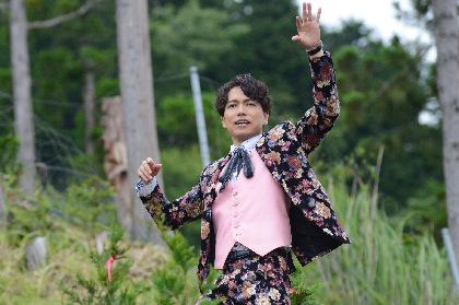 山崎育三郎 初主演ドラマでテーマソングを担当、ドラマの中で歌&ダンスも