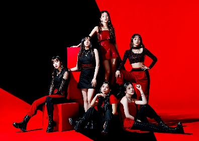 (G)I-DLE、日本2ndミニアルバム『Oh my god』8月26日発売決定