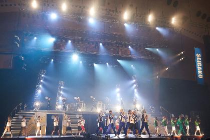 ミュージカル『テニスの王子様』コンサート Dream Live 2016 3rdシーズンがWOWOWで放送決定