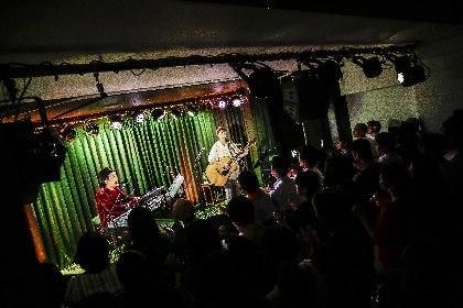 『Sing N' Play』AnlyとOTO(NEIGHBORS COMPLAIN)が京都で奏でた音楽の魔法