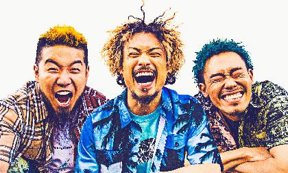 """WANIMA """"世界で最もずぶ濡れになる音楽フェス""""『S2O JAPAN』コラボライブを今夏放送"""