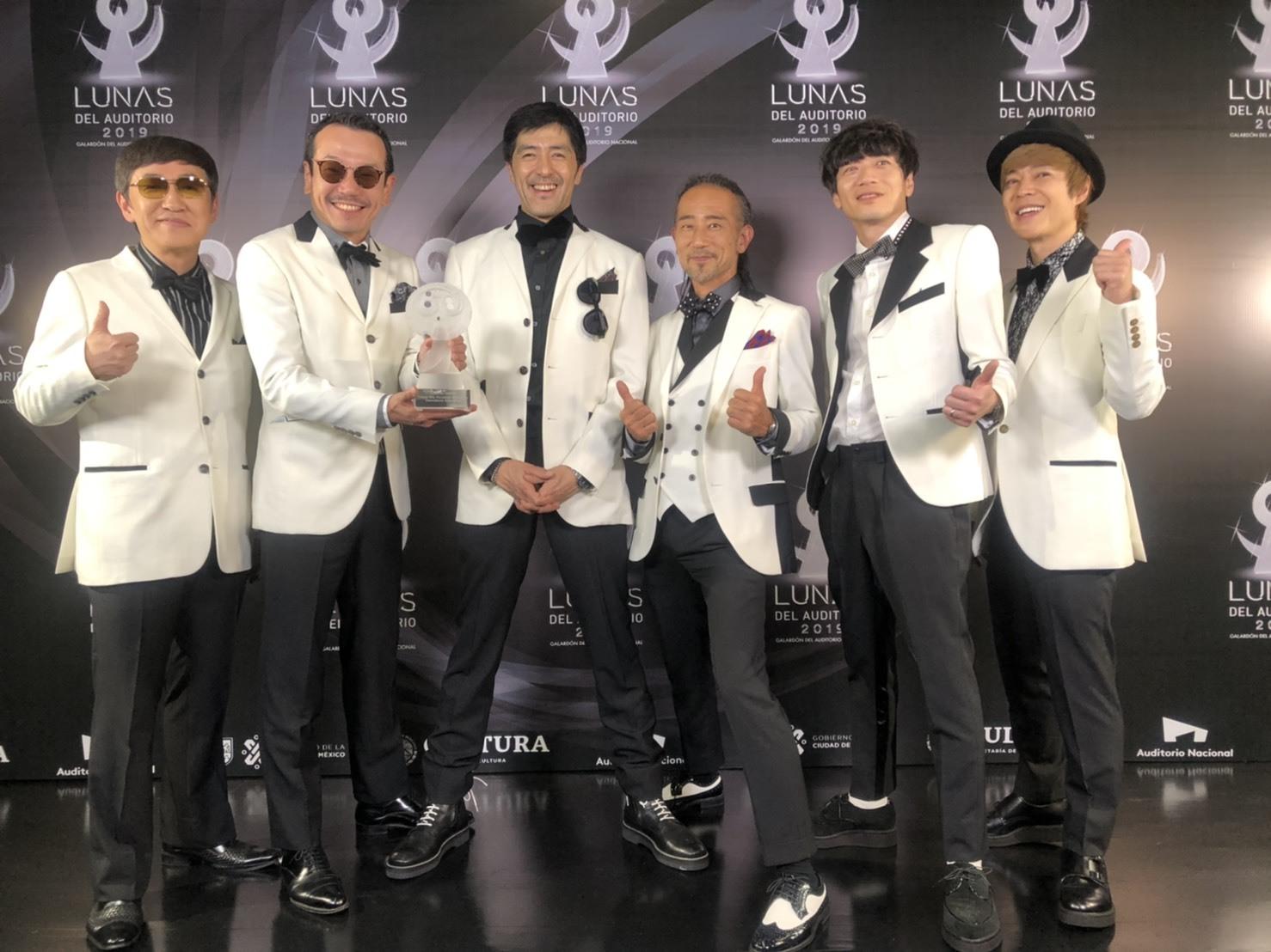 東京スカパラダイスオーケストラ 提供:Sony Music Artist Inc.