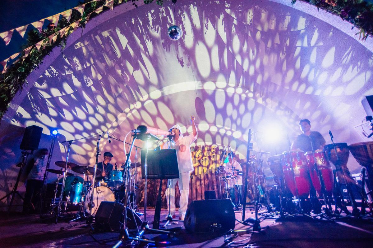 GOMA&The Jungle Rhythm Section