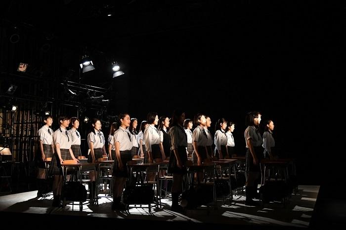 『転校生』女子校版3 撮影:阿部章仁