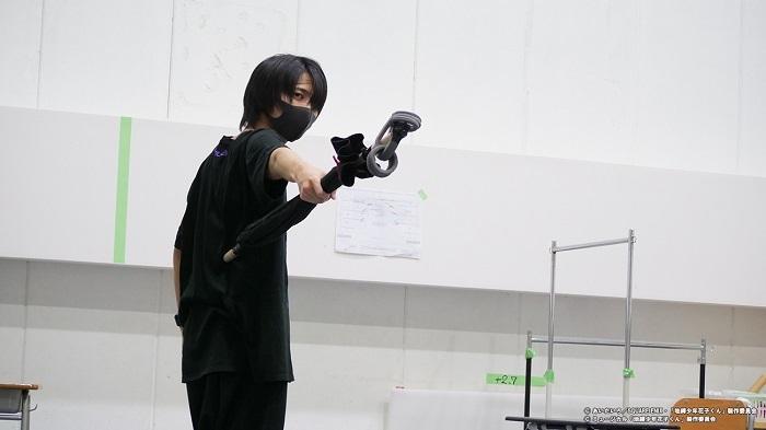 谷水力 (C)あいだいろ/SQUAREENIX・「地縛少年花子くん」製作委員会(C)ミュージカル「地縛少年花子くん」製作委員会