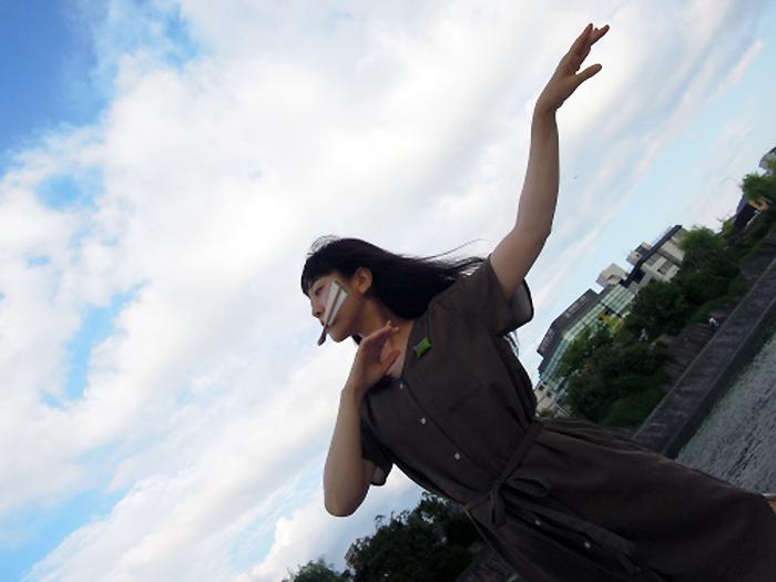 西村麻生 (撮影:高橋 良明)