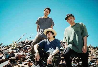 10-FEET、新シングル「シエラのように」を引っ提げたワンマンツアー開催決定