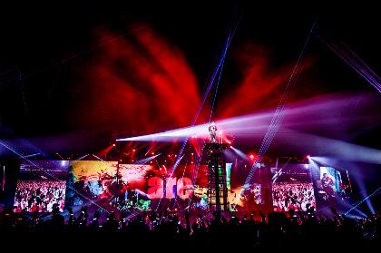 UVERworld、東京ドーム男祭り映像作品『KING'S PARADE 男祭り FINAL at Tokyo Dome 2019.12.20』アートワーク、特典絵柄公開