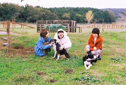SHISHAMO、新曲「明日の夜は何が食べたい?」の配信リリースが決定&宮崎朝子描き下ろしジャケット公開 ラジオ初オンエアも