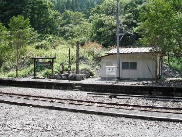 922日ぶりに大井川鐵道・井川線が全線開通!