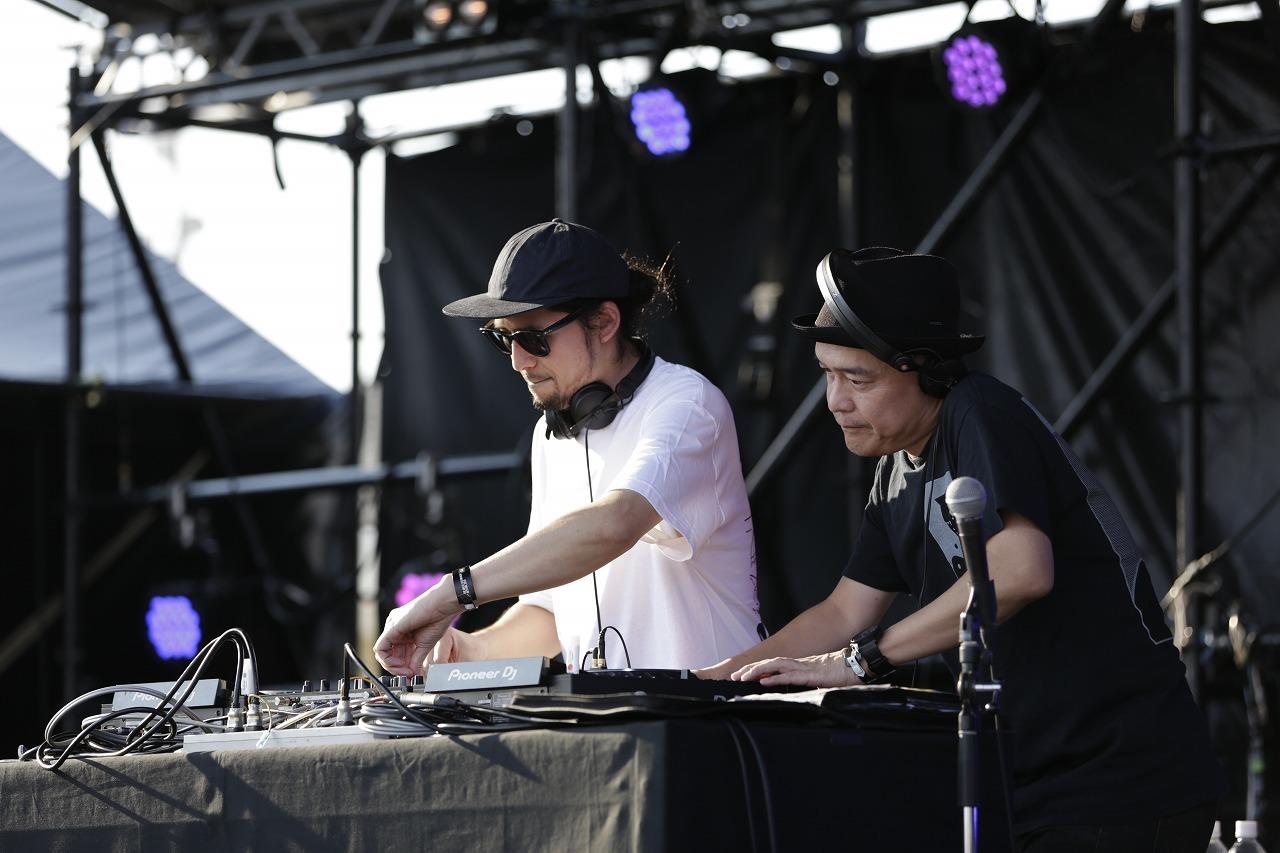 "DISCO MAKAPU'U(川辺ヒロシ & サイトウ ""JxJx"" ジュン)"