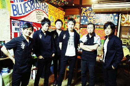 POTSHOT、米スカパンクバンド・ジェイ・ナバァロ&ザ・トレイターズの初来日で共演