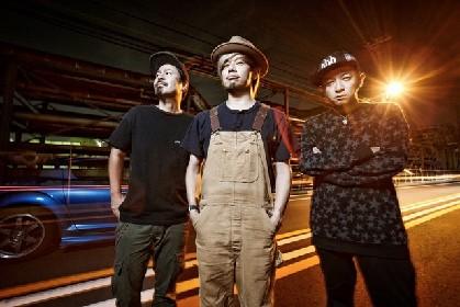 10-FEET、稲佐山公園でバンド史上最大の野外ワンマン