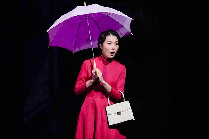 May'n 提供:ホリプロ 2018年10月ミュージカル『生きる』(TBS赤坂ACTシアター)撮影:引地信彦