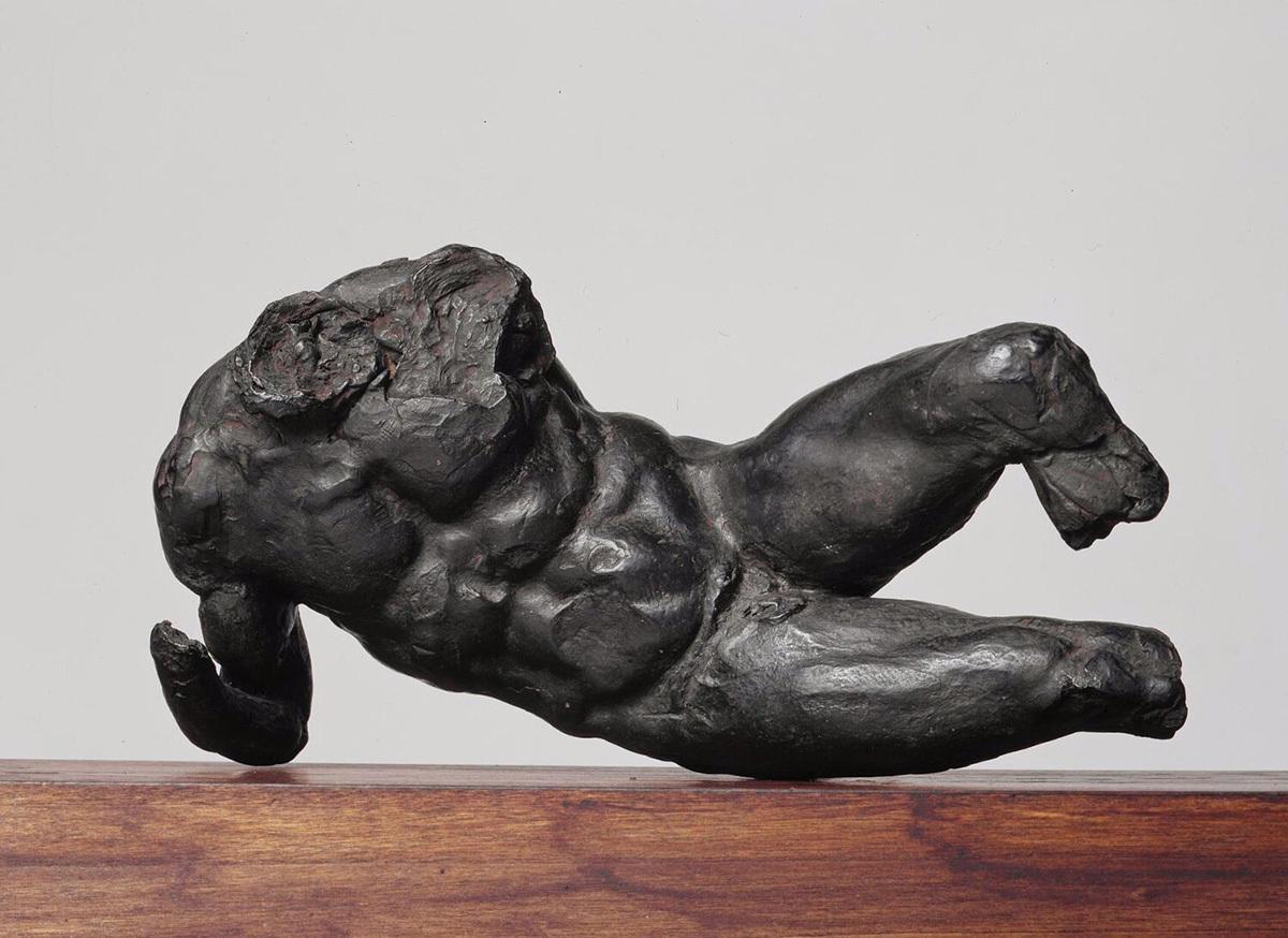 ミケランジェロ・ブオナローティ 《河神》 1525年頃 カーサ・ブオナローティ ©Associazione Culturale Metamorfosi and Fondazione Casa Buonarroti
