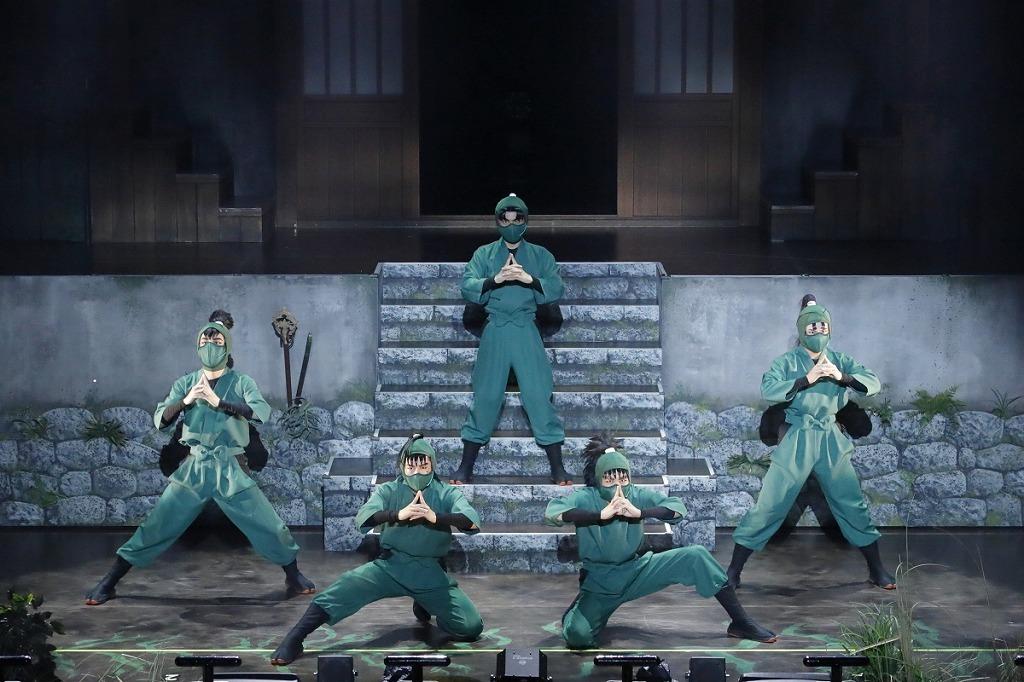 「ミュージカル『忍たま乱太郎』第11弾 忍たま 恐怖のきもだめし」