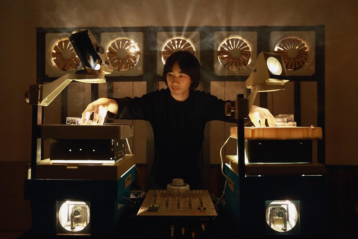 和田永「エレクトロニコス・ファンタスティコス!」(参考図版) 撮影:Mao Yamamoto