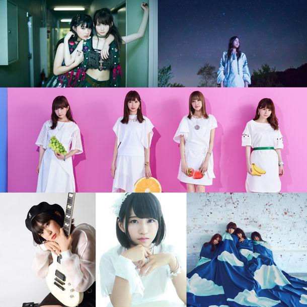 「14th TOKYO INTERNATIONAL MUSIC MARKET LIVE」1日目出演アーティスト