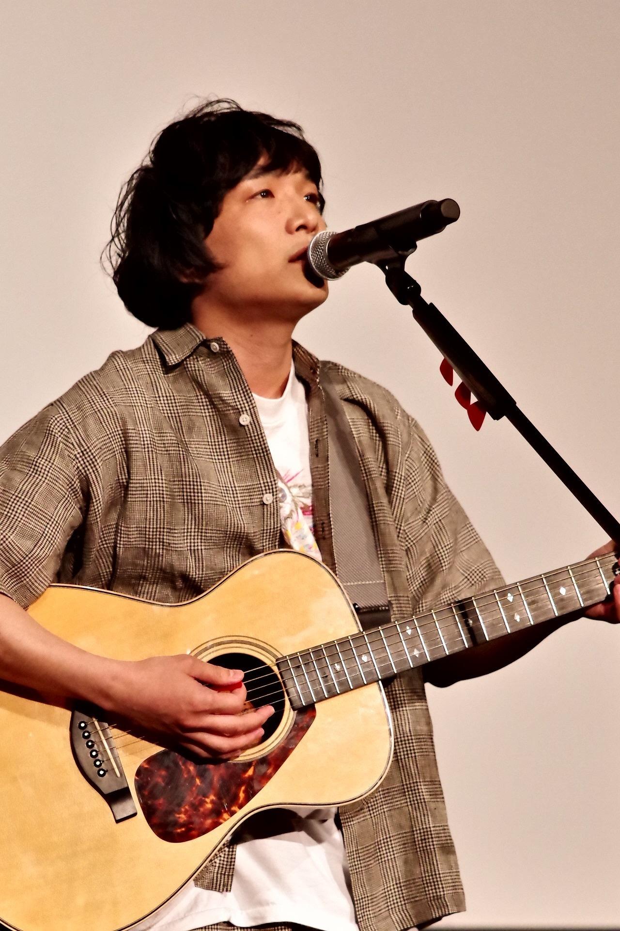 石崎ひゅーい (c)2019 FgG・gumi / Shoji Kawamori, Satelight