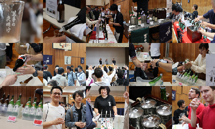 これからの日本酒を切り開く次世代の蔵元大集合『若手の夜明け2019 体育館de酒ポーツ大会!』レポート