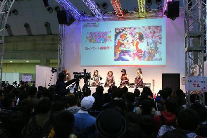『AnimeJapan 2017』ブシロードブース 『バンドリ!』&『ガルパ』 ステージイベントレポート